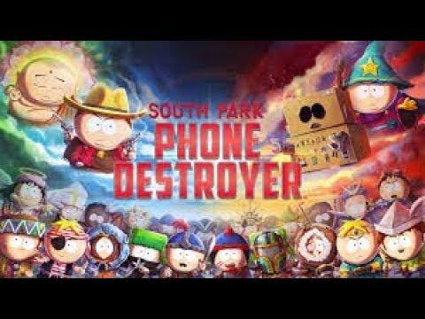 TA GRA ZNISZCZY CI TELEFON! - South Park Phone Destroyer Po Polsku