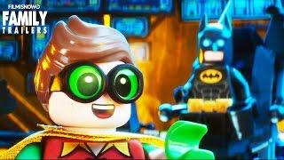 New Lego Batman Movie Featurette Takes You Behind The Bricks