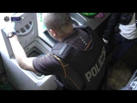 Bydgoszcz. Złapali handlarzy narkotyków
