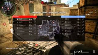 Warface - REBELLION- 6 x 3 -BlaZoNDeath. ( Mitei de Médico 20/6 )