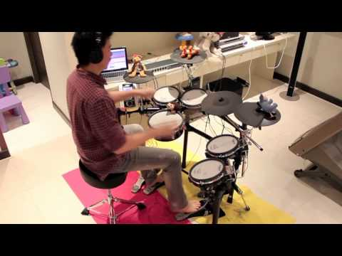 Do It Now Remember It Later : Sleeping With Sirens : Drum Cover By Bugyean video