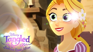 The Wind in My Hair Clip Music Video   Tangled Before Ever After