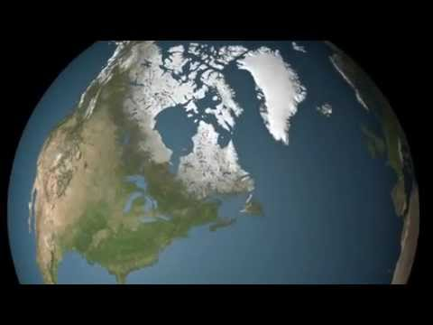 Climate Change: NASA tracks Earth's melting land ice