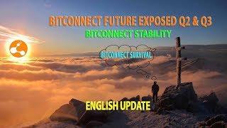 Bitconnect Future Exposed Q2 & Q3 2018|English Update|