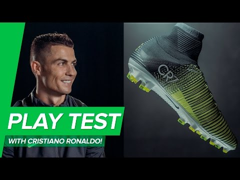 Nike Mercurial Superfly 5 CR7 play test WITH Cristiano Ronaldo! Chapter 3 Discovery