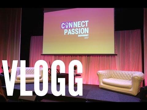 Går på Connect Passion Event  | VLOGG