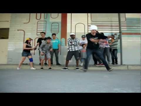 Miix Dance - ‹ In My Head › | Free-step | 2012 | video