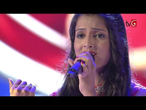 Dream Star Season 07 | Final 36 ( 02nd Group ) Mahesha Sandamali| 08-07-2017