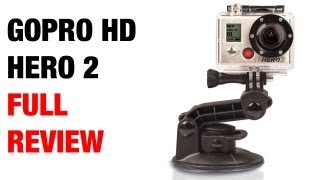GoPro HD Hero 2 Action Camera Review