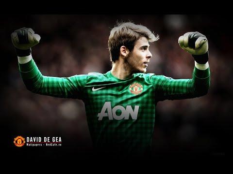 David De Gea - Best Saves in Manchester United (Season 2014/15).