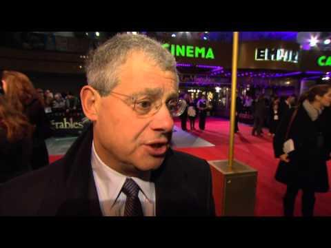 World Premiere: Les Misérables   Cameron Mackintosh Soundbites (The Fan Carpet)