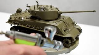 Mission Models MMP Primer Airbrush tutorial.