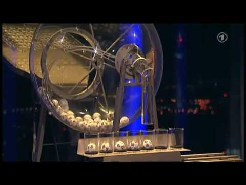 10.10.2009 - Ziehung der  Lottozahlen - Samstag ARD
