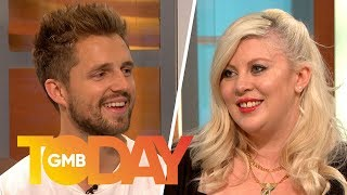 Louise Pentland and Marcus Butler