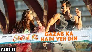 'GAZAB KA HAIN YEH DIN' Full Song (AUDIO)| SANAM RE | Pulkit Samrat, Yami Gautam, Divya khosla Kumar