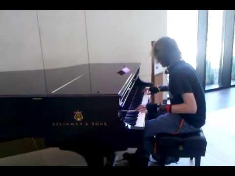 Jaden Improvising On Jazz Chords.3gp