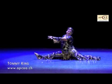 Tommy King - Cabaret Oriental International de Genève 2014