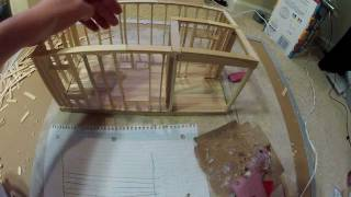 [5/9] - Model Building Process - Interior Siding