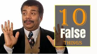 Neil deGrasse Tyson explains 10 Things You have Heard and Re-told | MUST WATCH!!!- Top Speech
