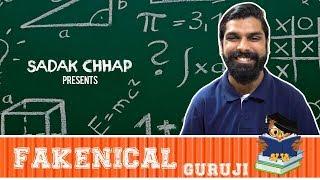 Fakenical Guruji | Unboxing Geometry Box | Sadak Chhap