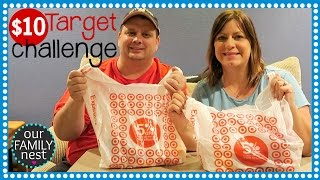 $10 TARGET CHALLENGE - COUPLES EDITION