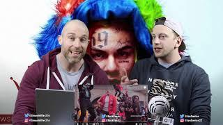 6IX9INE - Billy METALHEAD REACTION TO HIP HOP!!!