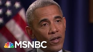 President Obama On Voter Suppression | All In | MSNBC