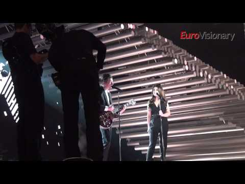 Elina Born & Stig Rasta - Goodbye To Yesterday - Estonia - Dress Rehearsal Eurovision 2015