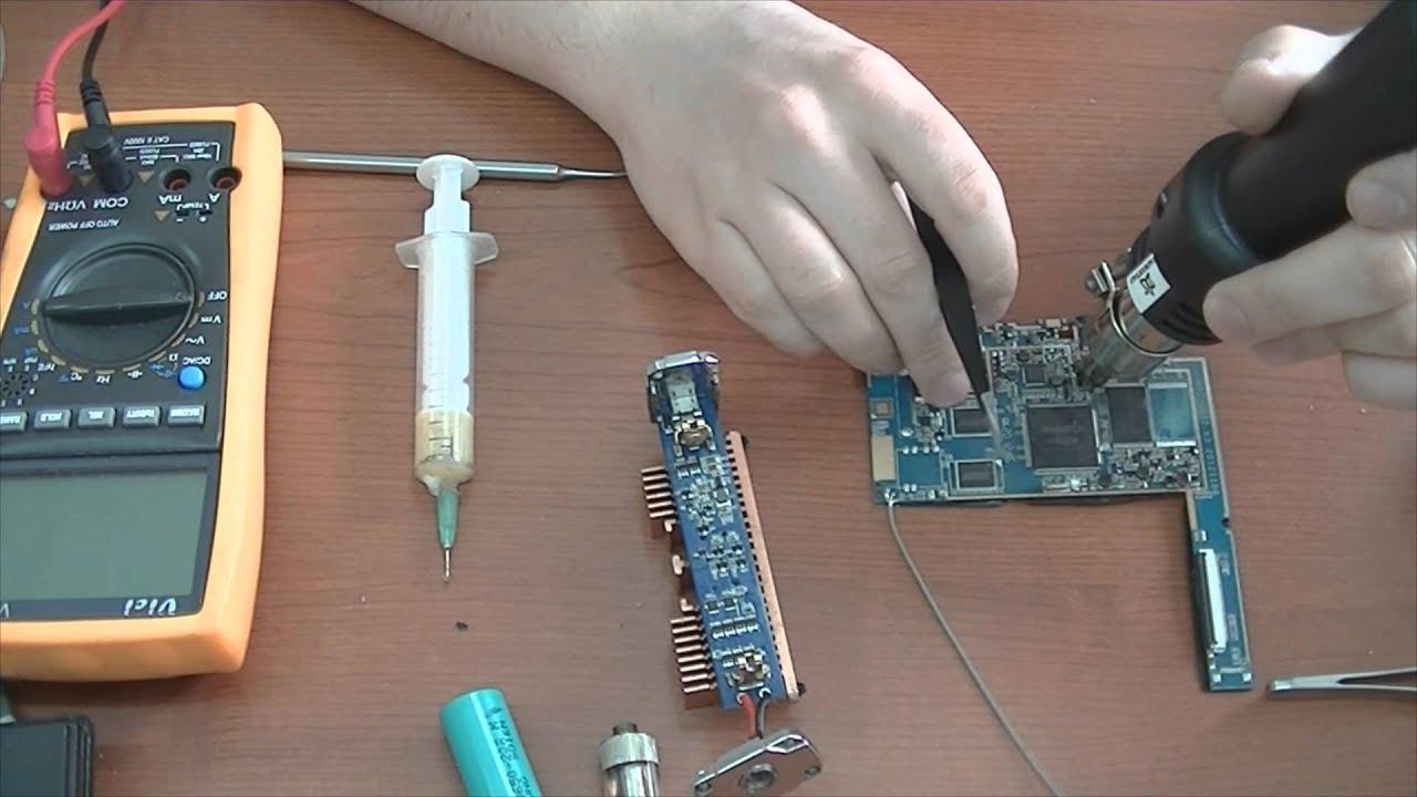 Ремонт аккумулятора электронной сигареты своими руками