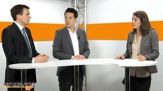 F. Durand -- Diabolocom et O. Daligault -- Meilleursagents.com : Quels indicateurs de performance?