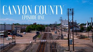 Canyon County Episode 1 - The first in a nine-part story about a social worker and her client
