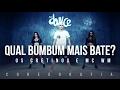 Qual Bumbum Mais Bate? - Os Cretinos e MC WM (Coreografia) FitDance TV