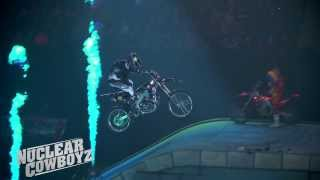 Nuclear Cowboyz - Tricked Out with Nuclear Cowboyz Rider, Derek Garland