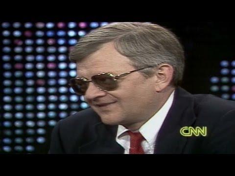 1991: Clancy's fame didn't change him