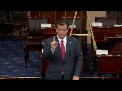 Sen. Ted Cruz This Debate is About One Thing -- The Debt Ceiling