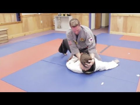 Techniques for Ground Fighting : Hapkido & Taekwondo Techniques Image 1