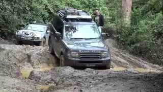 Range Rover Sport vs Mitsubishi L200 Triton
