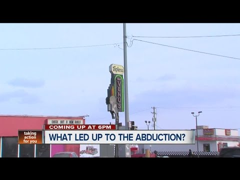 What led up to the abduction of two Indianapolis teens?