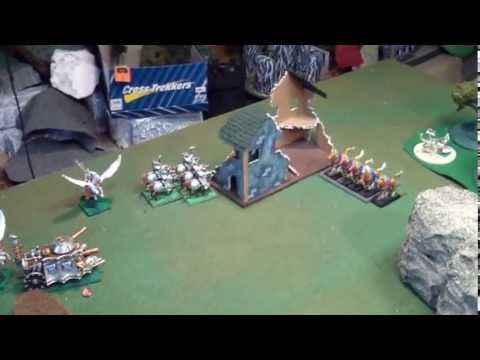 #21 Warhammer Fantasy 3k Empire vs High Elves (new book)
