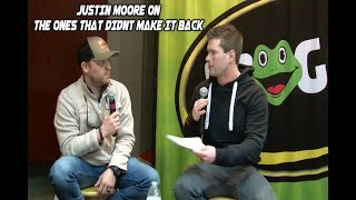 Justin Moore On His New Single 34 The Ones That Didnt Make It Back 34