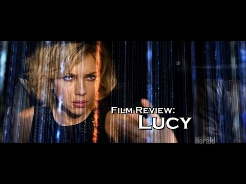 Film Movie Review : Lucy      Scarlett Johansson