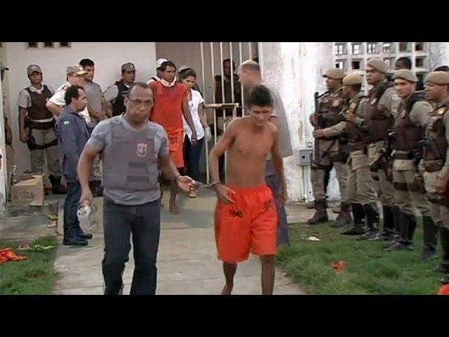 شورش در زندانی در برزیل