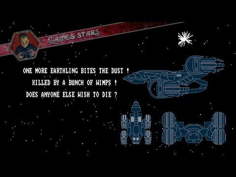 Мини прохождение игры - Kamikazi Alien