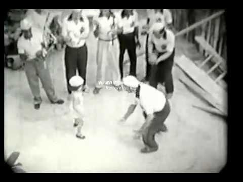 Mestre Pastinha Jogando Capoeira do Mestre Pastinha Jogando