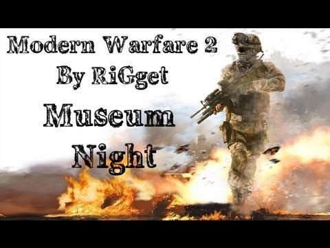 Modern Warfare 2 Ночь в музее