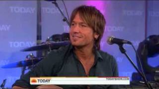 Keith Urban - Sometimes Angels Can't Fly