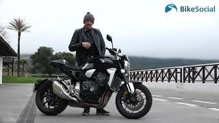 Honda CB1000R (2018) First Riding Impressions Review | BikeSocial