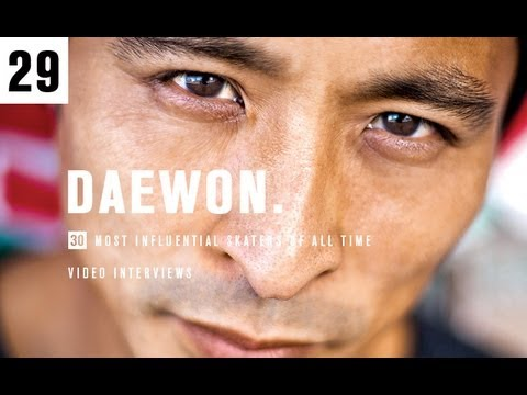30th Anniversary Interviews: Daewon Song Part One - TransWorld SKATEboarding