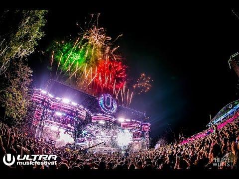 SKRILLEX LIVE @ ULTRA MUSIC FESTIVAL JAPAN 2015(audio)