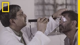 Bringing Life-Changing Treatments to the Blind in India | National Geographic